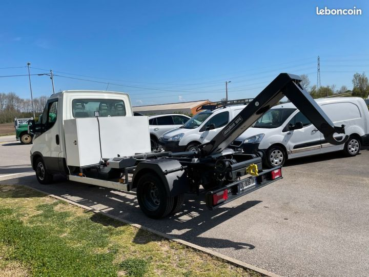Iveco DAILY 35c15 Polybenne NEUF  - 4