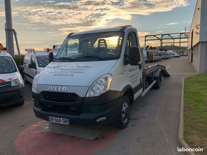Iveco DAILY 35c15 porte voiture  - 2
