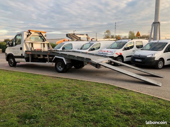 Iveco DAILY 35c15 porte voiture  - 3