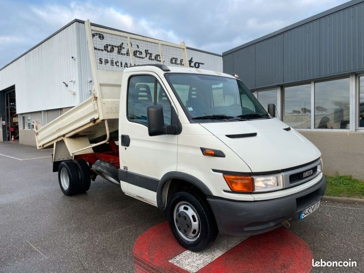 Iveco DAILY 35c9 benne 145.000km  - 1