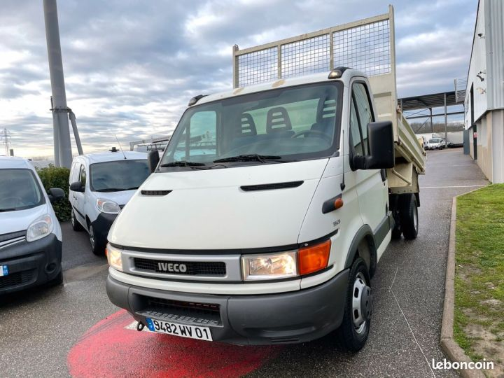 Iveco DAILY 35c9 benne 145.000km  - 2