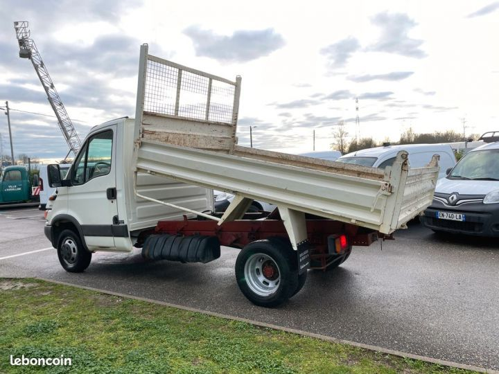 Iveco DAILY 35c9 benne 145.000km  - 3