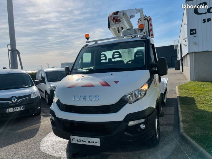 Iveco Daily 35S13 nacelle Time France 147h  - 2