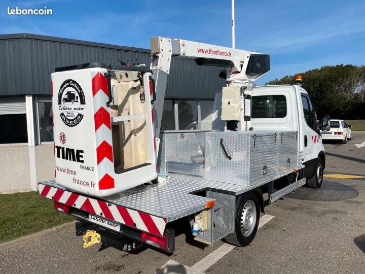 Iveco Daily 35S13 nacelle Time France 147h  - 4