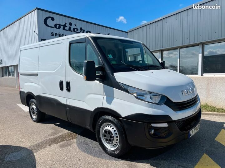 Iveco DAILY 35s14 fourgon L1h1 2018  - 1