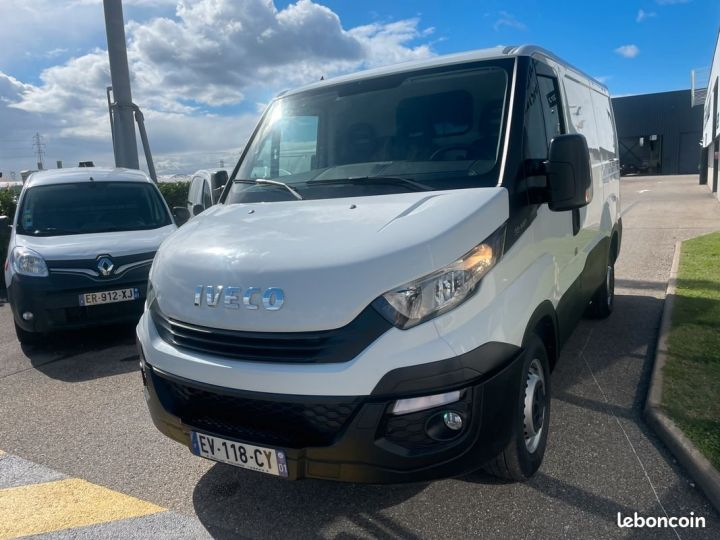 Iveco Daily 35s14 fourgon L1h1 2018 37.000km  - 2