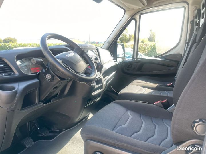 Iveco Daily 35s14 fourgon L1h1 2018 37.000km  - 4