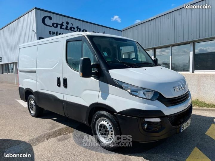 Iveco Daily 35s14 fourgon L1h1 2018 58.000km  - 1