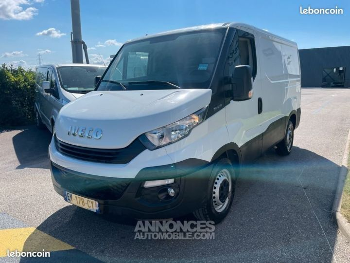 Iveco Daily 35s14 fourgon L1h1 2018 58.000km  - 2