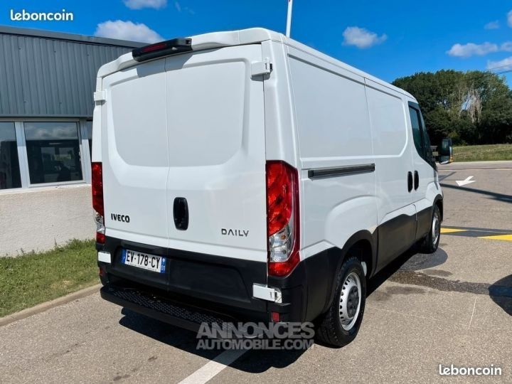 Iveco Daily 35s14 fourgon L1h1 2018 58.000km  - 3