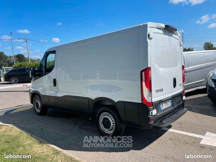 Iveco Daily 35s14 fourgon L1h1 2018 58.000km  - 4