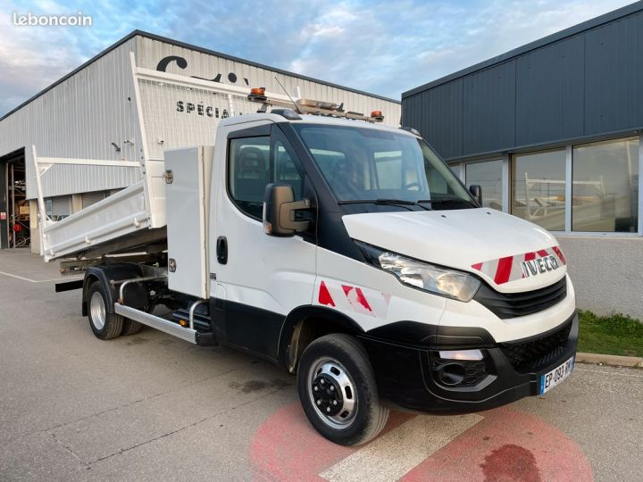 Iveco DAILY benne coffre 35-15 2017  - 1