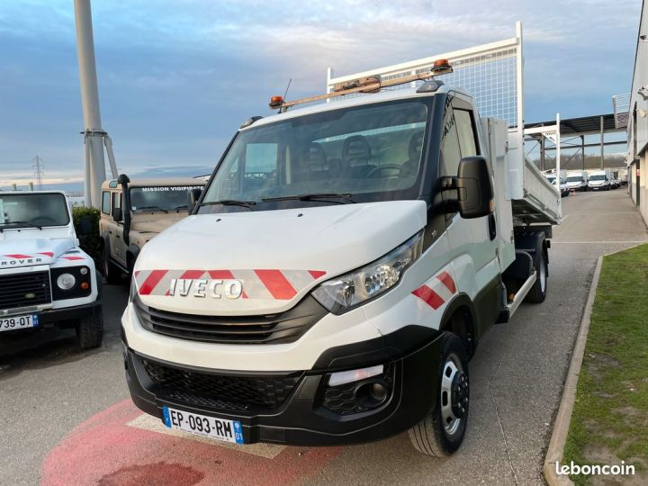 Iveco DAILY benne coffre 35-15 2017  - 2