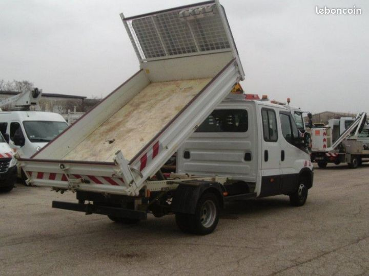 Iveco DAILY double cabine benne 7 places 35c17  - 3