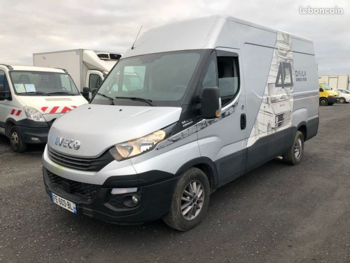 Iveco DAILY fourgon 35c21 35-210 hi-matic  - 2