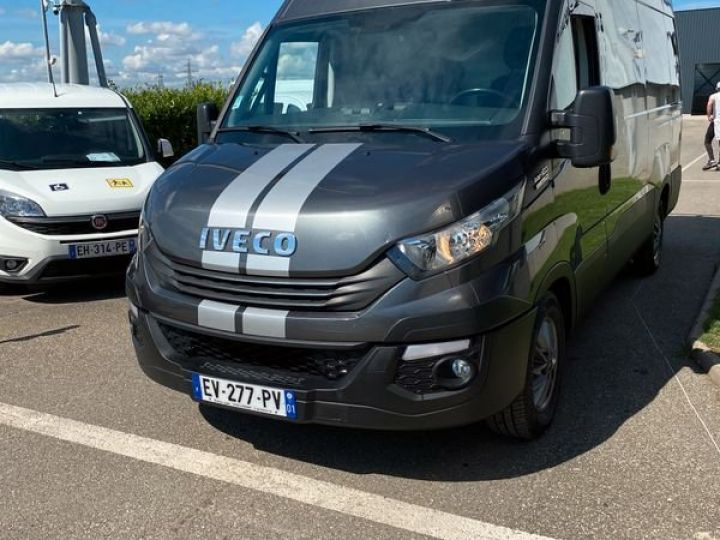 Iveco DAILY fourgon 35s16 l2h2 35s16 v12 HI MATIC  - 2