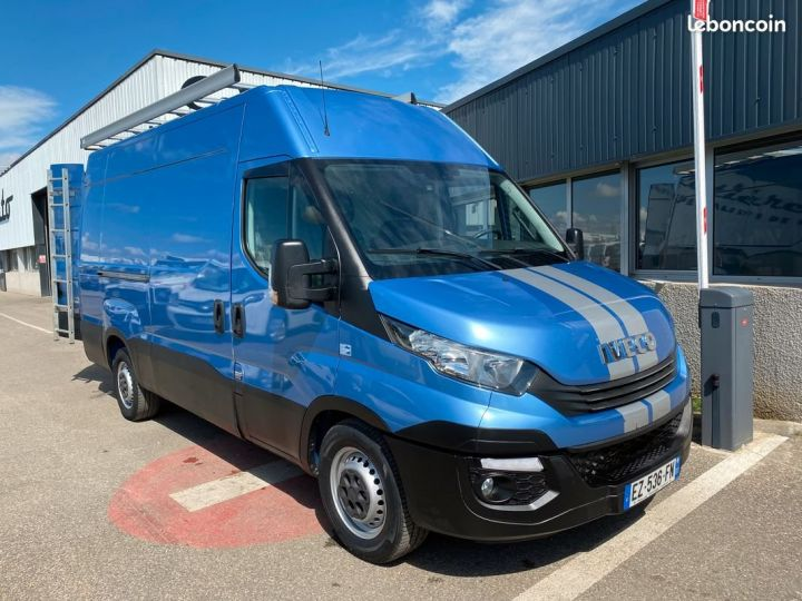 Iveco DAILY fourgon l2h2 35s18 v12 HI MATIC  - 1