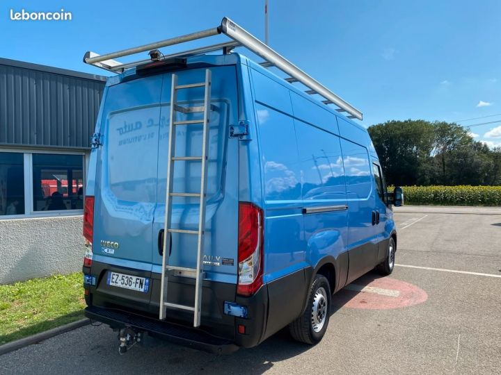 Iveco DAILY fourgon l2h2 35s18 v12 HI MATIC  - 4