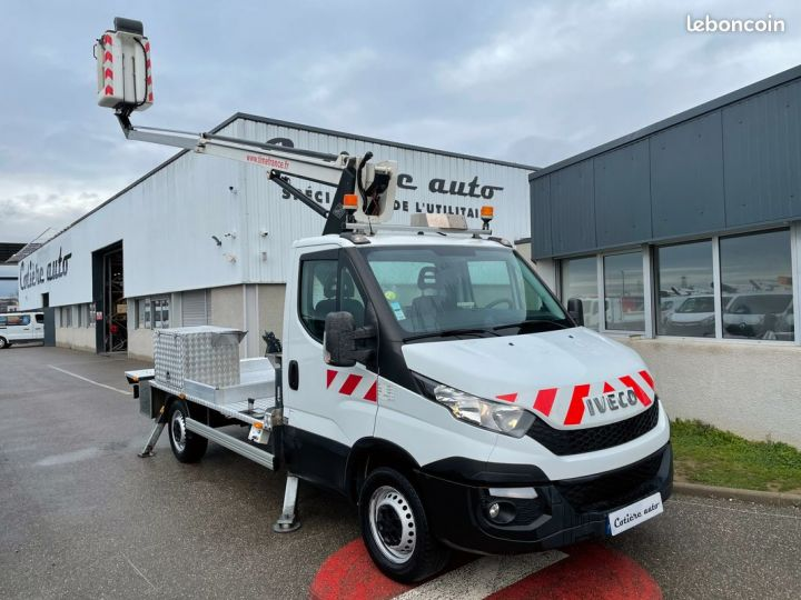 Iveco DAILY nacelle Time France 13m  - 1