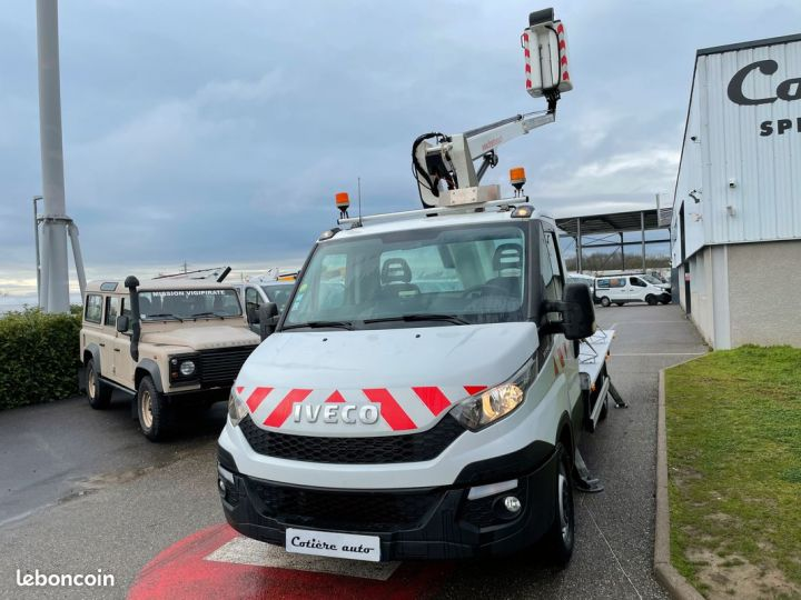 Iveco DAILY nacelle Time France 13m  - 2
