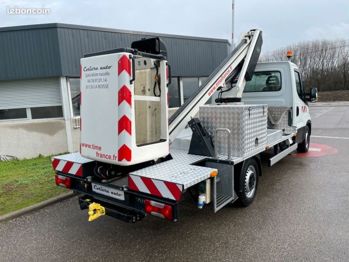 Iveco DAILY nacelle Time France 13m  - 3