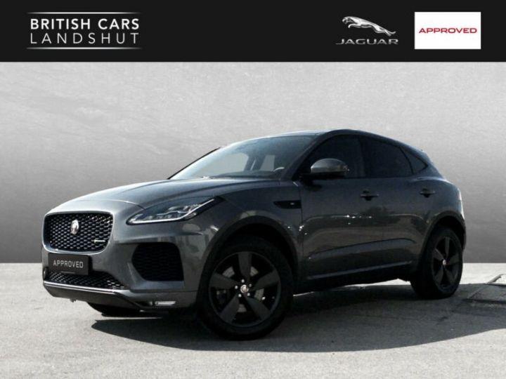 Jaguar E-Pace gris  - 1
