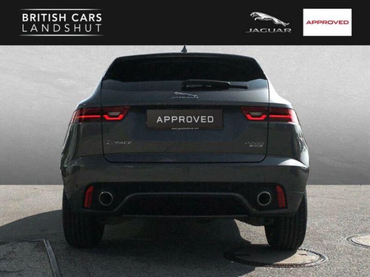 Jaguar E-Pace gris  - 3
