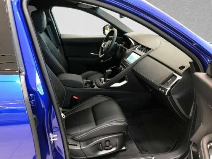 Jaguar E-Pace Jaguar E-Pace D180R-Dynamic SE Cuir LED Navi bleu - 2