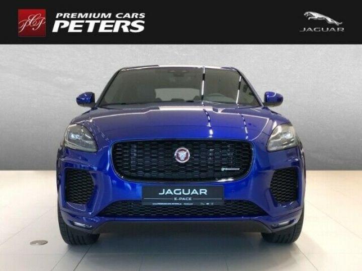 Jaguar E-Pace Jaguar E-Pace D180R-Dynamic SE Cuir LED Navi bleu - 4
