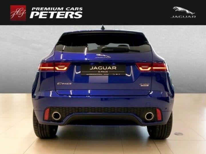 Jaguar E-Pace Jaguar E-Pace D180R-Dynamic SE Cuir LED Navi bleu - 5