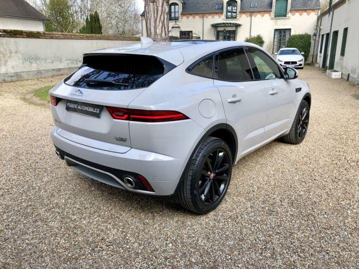 Jaguar E-Pace R-Dynamic SE Borasco Grey métallisée - 4