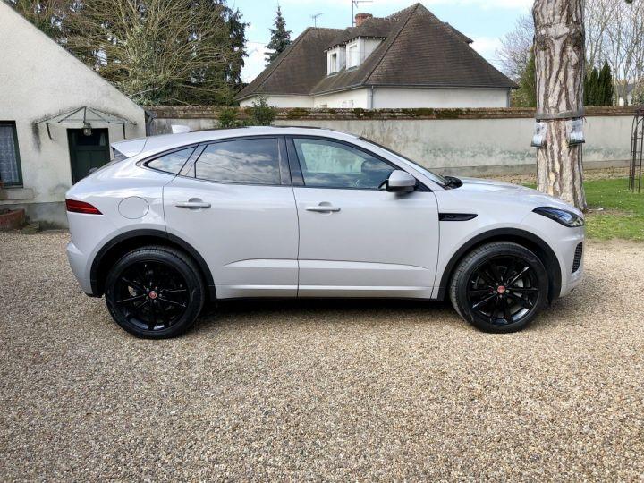 Jaguar E-Pace R-Dynamic SE Borasco Grey métallisée - 5