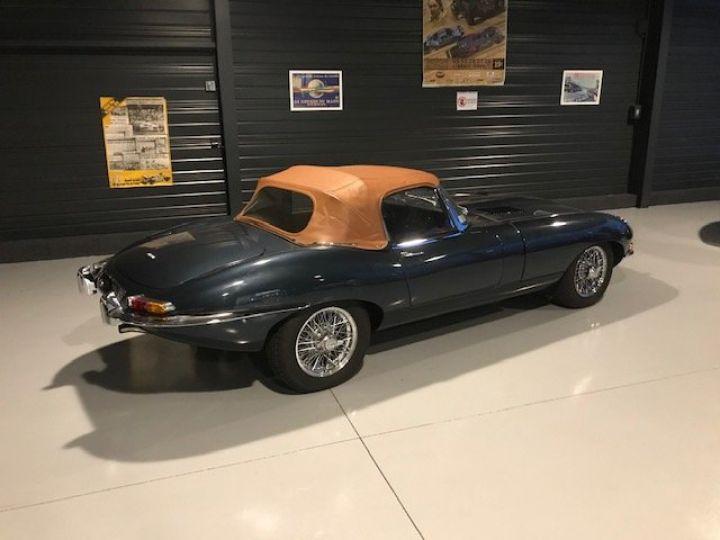 Jaguar E-Type 3.8 L Série 1 BLEUE - 3