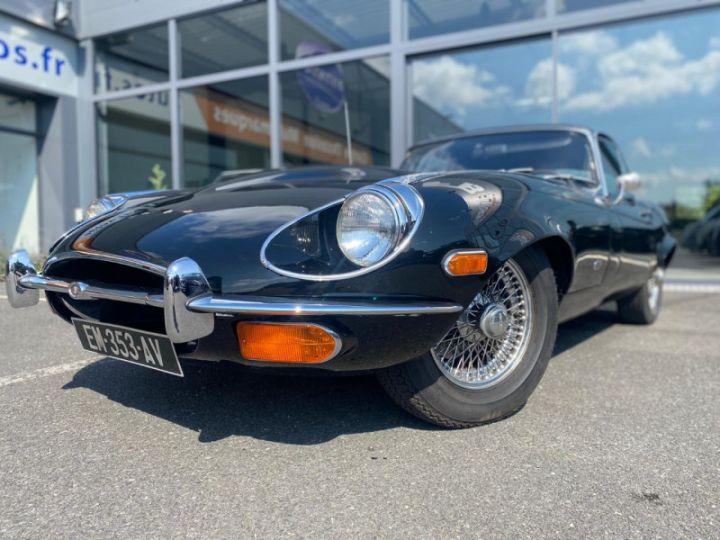 Jaguar E-Type 4.2 SERIE 2 2PL Noir - 1