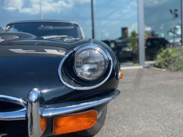 Jaguar E-Type 4.2 SERIE 2 2PL Noir - 2