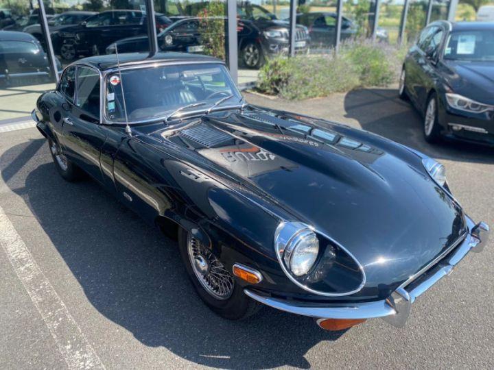 Jaguar E-Type 4.2 SERIE 2 2PL Noir - 6
