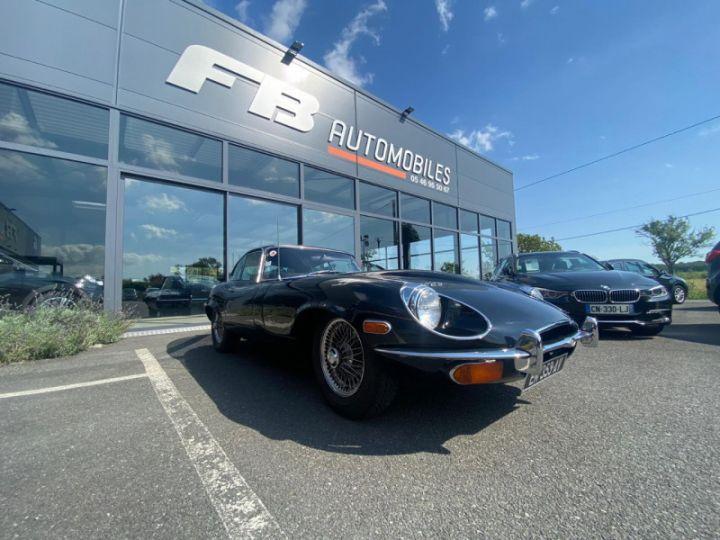 Jaguar E-Type 4.2 SERIE 2 2PL Noir - 7