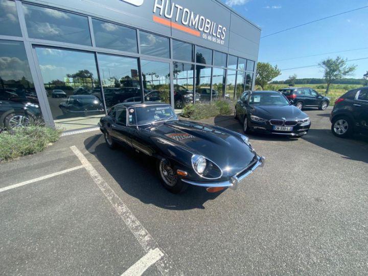 Jaguar E-Type 4.2 SERIE 2 2PL Noir - 8