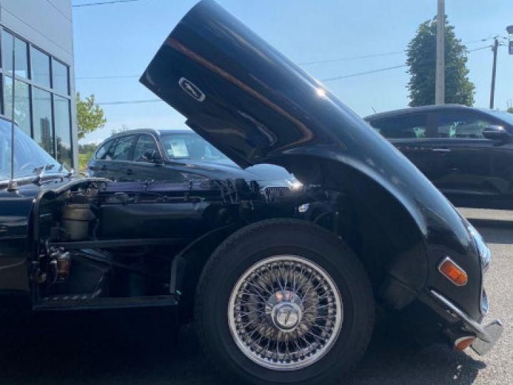 Jaguar E-Type 4.2 SERIE 2 2PL Noir - 10