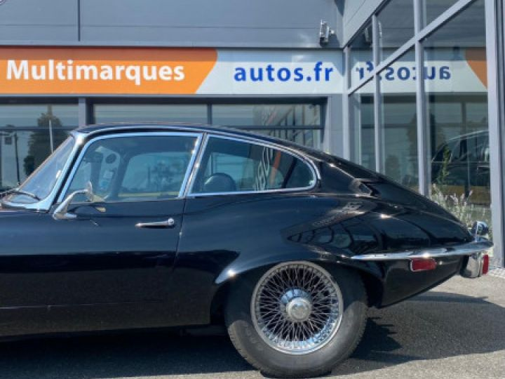 Jaguar E-Type 4.2 SERIE 2 2PL Noir - 12
