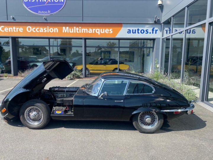 Jaguar E-Type 4.2 SERIE 2 2PL Noir - 14