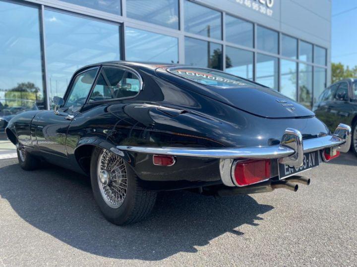 Jaguar E-Type 4.2 SERIE 2 2PL Noir - 15