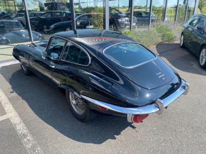 Jaguar E-Type 4.2 SERIE 2 2PL Noir - 16