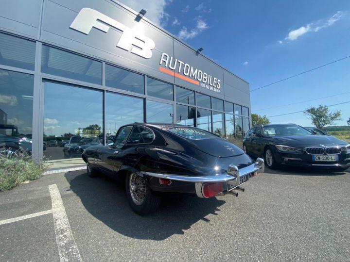 Jaguar E-Type 4.2 SERIE 2 2PL Noir - 17