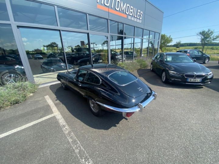 Jaguar E-Type 4.2 SERIE 2 2PL Noir - 18