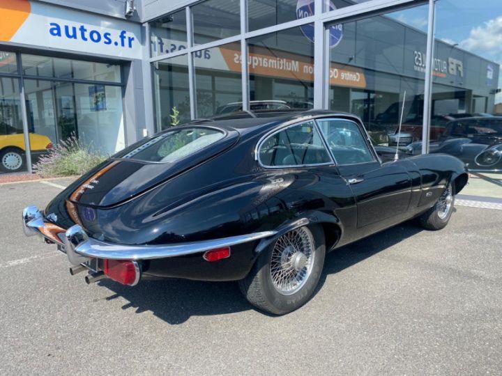 Jaguar E-Type 4.2 SERIE 2 2PL Noir - 20