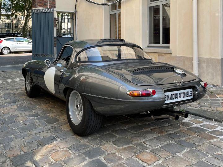 Jaguar E-Type Lightweight Aluminum Gris - 6