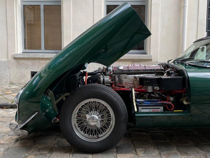 Jaguar E-Type Type-E Cabriolet 4.2 Série 2 Vert - 8