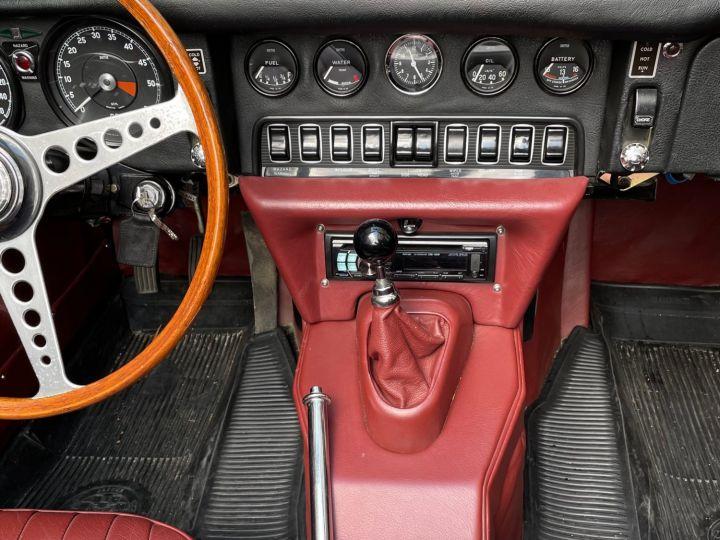 Jaguar E-Type Type-E Cabriolet 4.2 Série 2 Vert - 18