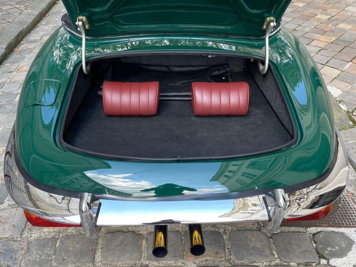 Jaguar E-Type Type-E Cabriolet 4.2 Série 2 Vert - 20